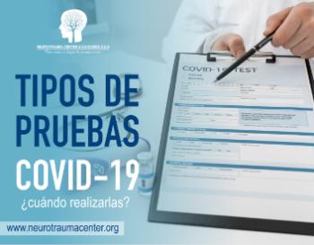 PRUEBAS Y TERAPIAS COVID-19